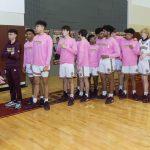 Boys Basketball Senior Night (2/22/20) (Courtesy of Michael Hoffbauer)