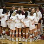 Girls Volleyball Regional Championship (Photos Courtesy of Lisa Boncosky)