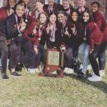 Brebeuf  Dance Team finishes 1st place at IHSDTA State Finals