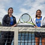 LW EAST 1ST DOUBLES TEAM FEATURED IN DAILY SOUTHTOWN