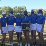 2020 IHSA Girl's Golf Regional Champions