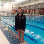Kate Mitchell breaks two diving records in one week!