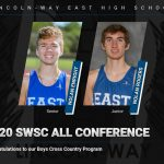 Congratulations to our 2020 SWSC All Conference Boys Cross Country Athletes!