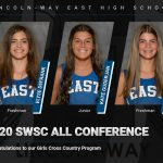 Congratulations to our 2020 SWSC All Conference Girls Cross Country Athletes!
