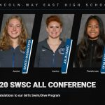 Congratulations to our 2020 SWSC All Conference Girls Swim & Dive Program!!