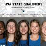 Congrats to our Student-Athletes who were IHSA State Qualifiers this Fall!