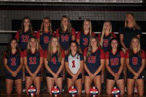 2020 IV Varsity Volleyball