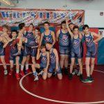 Braves 2020-2021 Wrestling Team