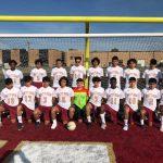 2021 Boys Varsity Soccer Team