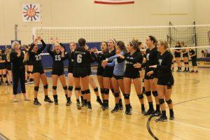 Varsity Volleyball vs Grandview 9/9