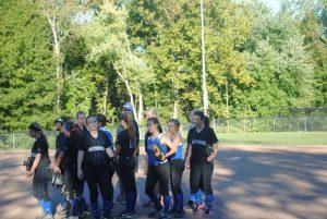 JV Softball vs Hillsboro 9/22