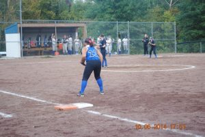 JV Softball vs Hancock 10/6