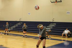 JV Volleyball vs Grandview 9/9/14