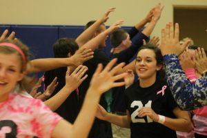 Varsity Volleyball vs Hillsboro 10/6