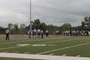 JV Football vs Pius 9/15/14