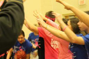 Varsity Boys Basketball vs Herculaneum 1/23/15