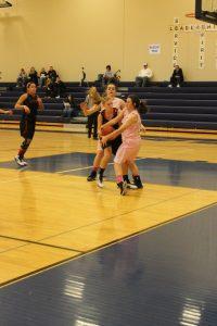 JV Girls Basketball vs Herculaneum 1/23/15