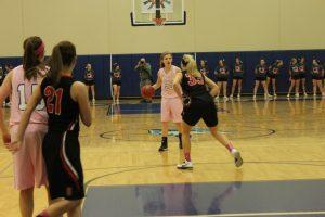Varsity Girls Basketball vs Herculaneum 1/23/15