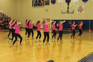 Dance @ Herculaneum games on 1/23/15