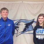 January Student/Athletes of Month