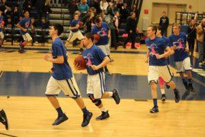 Varsity Boys Basketball vs Herky 1/23/2015 Part 2