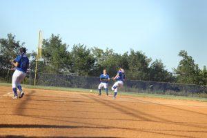 Varsity Softball vs Hillsboro 9/21/2015