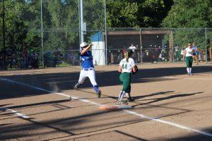 Varsity Softball vs Perryville 8/25/2015
