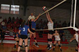 JV Volleyball vs Crystal City 9/22/2015