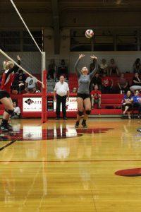 Varsity Volleyball vs Crystal City 9/22/2015