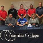 Mobley Signs to Play Baseball