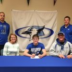 Shockley Signs to Play Football at Westminster