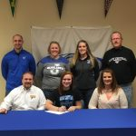 Samantha White Signs to play Softball
