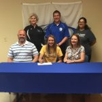 Fish Signs to Play Volleyball
