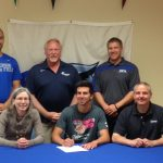 Reed Signs to Run Track