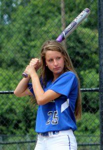 JHS Varsity Girls' Softball team