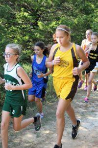 Middle School Cross Country Festus