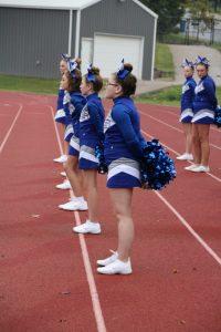 Middle School Sideline Cheer 2016