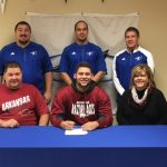 Clenin signs to Play Football
