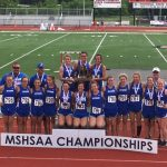 Girls Track Finishes 2nd in State