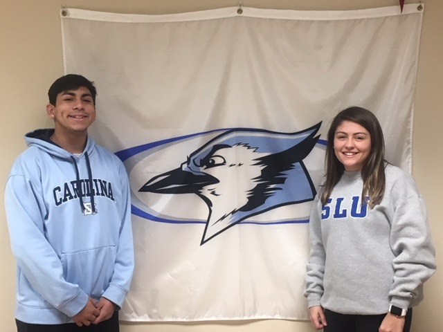 November Athletes of the Month