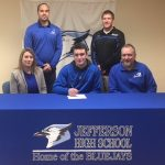 Jakoubek signs to play Football