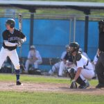 Varsity Baseball vs St Pius loss 4-1 May2, 2018