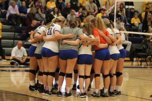 Varsity Volleyball vs Arcadia Valley