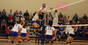 Varsity Volleyball vs St Pius