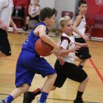 7th grade boys' basketball vs Herculaneum 11/20/18 That's a Win!