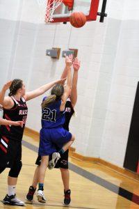 7th Girls' Basketball