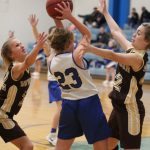 8th grade Girls' Basketball by E. Chatfield