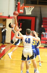 JHS Boys' Basketball vs St Vincent by JWallace