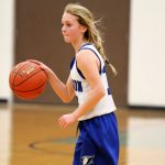8 Girls' Basketball vs Sunrise 11/29/18