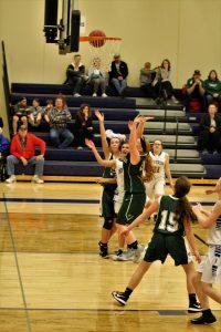 JV Girls' Basketball vs Perryville